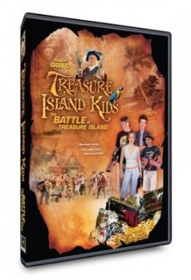 Otroci z Otoka zakladov: Bitka za Otok - Treasure Island Kids: The Battle of Treasure Island