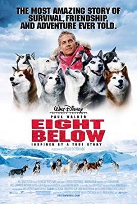 Osem ujetih - Eight Below