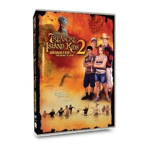 Otroci z Otoka zakladov: Pošast z Otoka - Treasure Island Kids: The Monster of Treasure Island