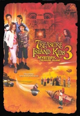 Otroci z Otoka zakladov: Skrivnost Otoka - Treasure Island Kids: The Mystery of Treasure Island