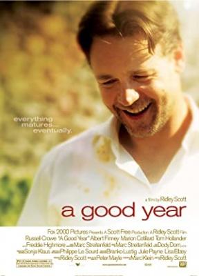 Čudovito leto - A Good Year