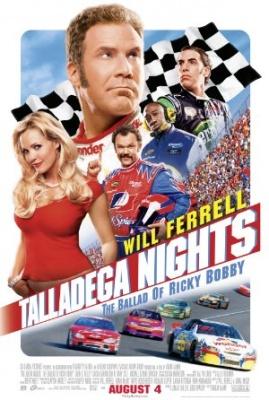 Kralji hitrosti: Zgodba o Rickyju Bobbyju - Talladega Nights: The Ballad of Ricky Bobby