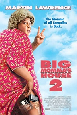 Hiša debele mame 2 - Big Momma's House 2
