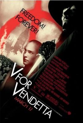 V kot vroče maščevanje - V for Vendetta