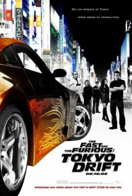 Hitri in drzni: Tokio Drift - The Fast and the Furious: Tokyo Drift