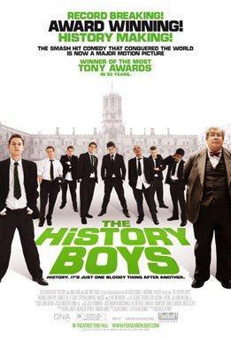 Zapisani v zgodovino - The History Boys