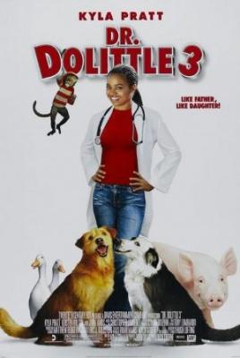 Doktor Dolittle 3 - Dr. Dolittle 3