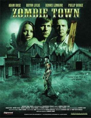 Mesto zombijev - Zombie Town