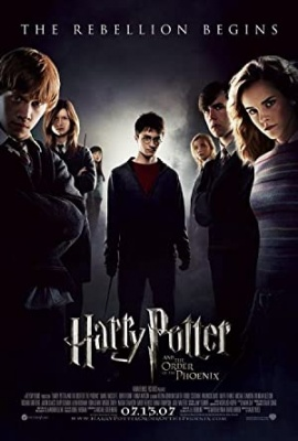 Harry Potter in Feniksov red - Harry Potter and the Order of the Phoenix