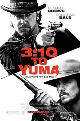 Vlak v  Yumo - 3:10 to Yuma
