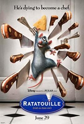 Ratatouille, film