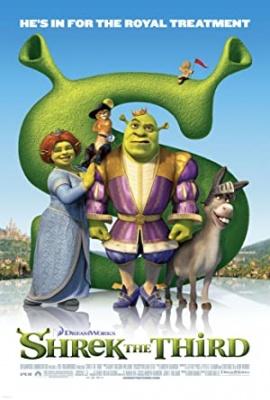 Shrek tretji - Shrek the Third