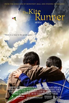 Tek za zmajem - The Kite Runner