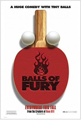 Ko žogice pobesnijo - Balls of Fury