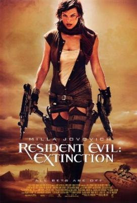 Nevidno zlo 3 - Resident Evil: Extinction
