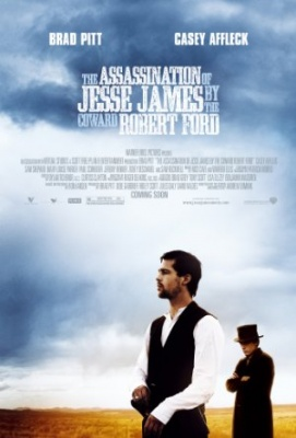 Jesse James in strahopetni Robert Ford - The Assassination of Jesse James by the Coward Robert Ford