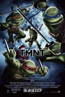 Ninja želve - TMNT