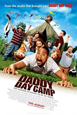 Očkov tabor - Daddy Day Camp
