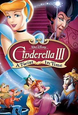 Pepelka 3: Princesa za vedno - Cinderella III: A Twist in Time