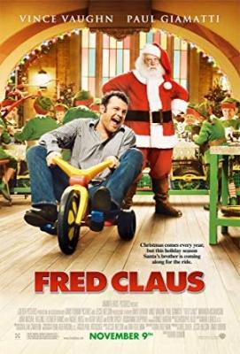 Božiček Fred - Fred Claus