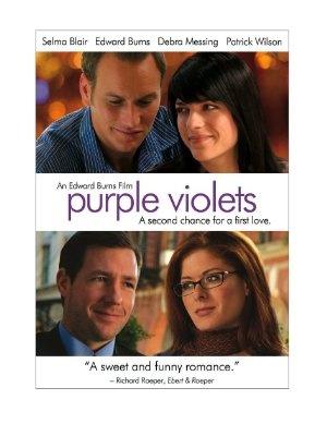 Škrlatne vijolice - Purple Violets