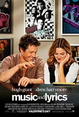 Glasba in besedilo, film