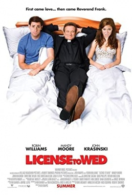 Tisti veseli dan - License to Wed