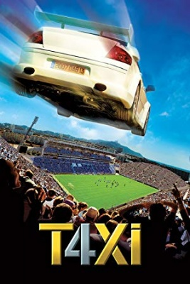 Taksi 4, film