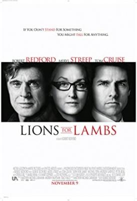 Jagenjčki in levi - Lions for Lambs