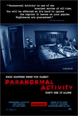 Paranormalno - Paranormal Activity