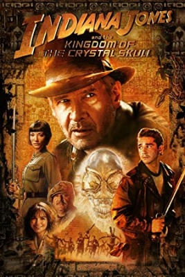 Indiana Jones 4 - Indiana Jones and the Kingdom of the Crystal Skull