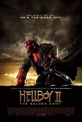 Hellboy II: Zlata armada, film
