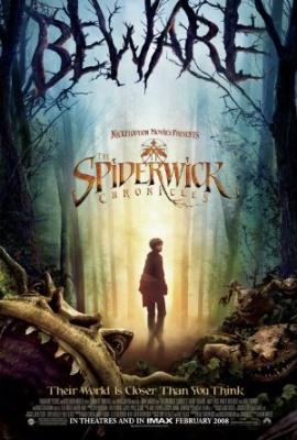 Skrivnost hiše Pajkovski - The Spiderwick Chronicles