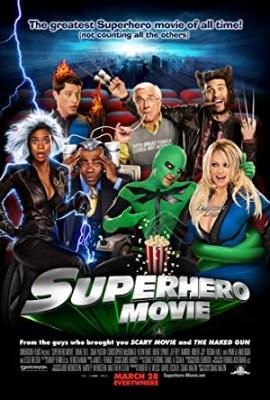 Film o superjunaku - Superhero Movie