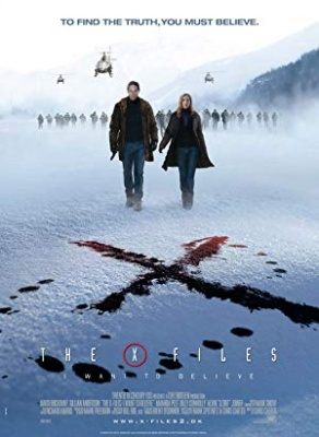 Dosjeji X: Hočem verjeti - The X Files: I Want to Believe