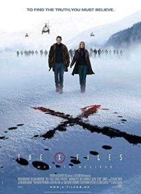 Dosjeji X: Hočem verjeti - The X Files: I Want to Believe