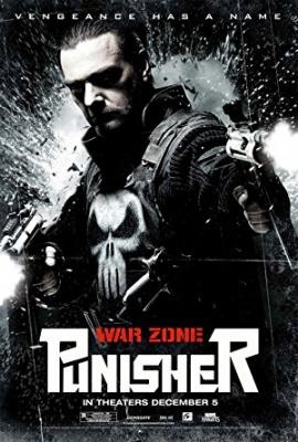 Maščevalec 2 - Punisher: War Zone