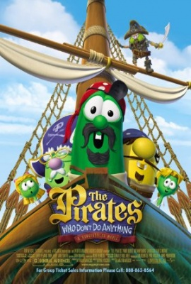 Zelenjavčki: Nesposobni gusarji - The Pirates Who Don't Do Anything: A VeggieTales Movie