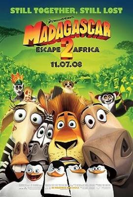 Madagaskar 2 - Madagascar: Escape 2 Africa