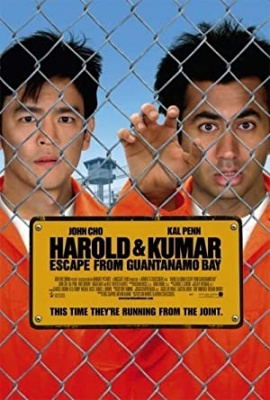 Zadeta modela 2: Beg iz Guantanama - Harold & Kumar Escape from Guantanamo Bay