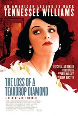 Primer izgubljenega diamanta - The Loss of a Teardrop Diamond