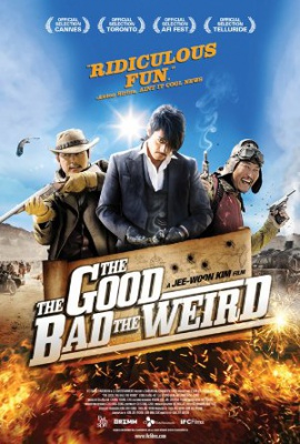 Dobri, zli, nenavadni - The Good, the Bad, the Weird