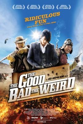 Dobri, zli, nenavadni - The Good, the Bad, the Weird