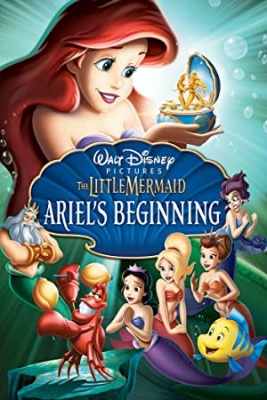 Mala morska deklica III - The Little Mermaid: Ariel's Beginning