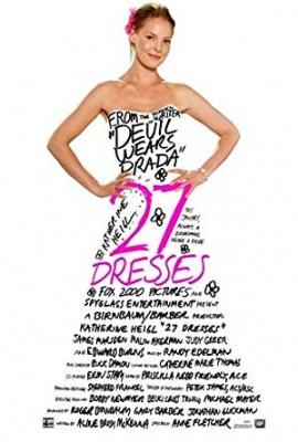 Vedno priča, nikoli nevesta - 27 Dresses