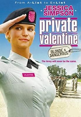 Filmska zvezda - Private Valentine: Blonde & Dangerous