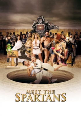 Špartanci gredo - Meet the Spartans