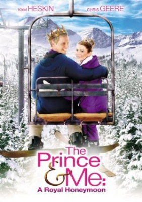 Princ in jaz 3 - The Prince & Me 3: A Royal Honeymoon
