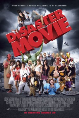 Film katastrofe - Disaster Movie