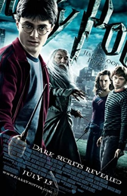 Harry Potter in princ mešane krvi - Harry Potter and the Half-Blood Prince